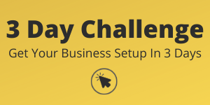 3 Day Business Challenge